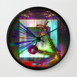 REMBERING CHILDHOOD ENTITIES Wall Clock