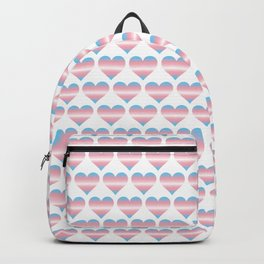 Trans Heart Backpack