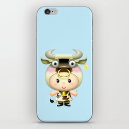 AstroKid - Taurus iPhone Skin