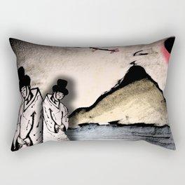 Konkubine Rectangular Pillow