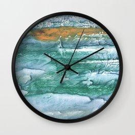 Cloud abstract Wall Clock