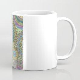 Kaleidoscopic-Jardin colorway Coffee Mug