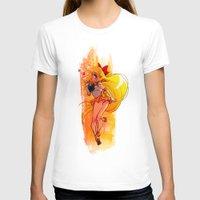 sailor venus T-shirts featuring Sailor Venus by Peach Mork