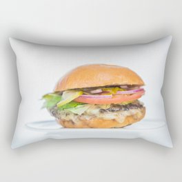 Burger Rectangular Pillow