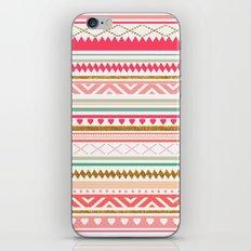Aztec love iPhone & iPod Skin