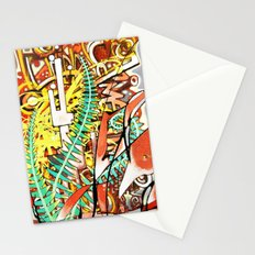Steel Runners Stationery Cards