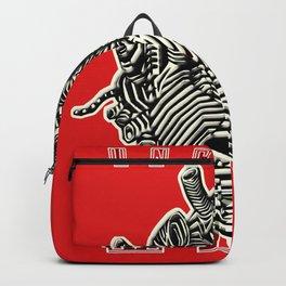 unchain my heart Backpack