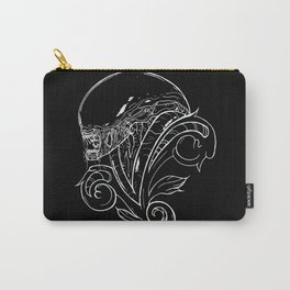Filigree Alien Xenomorph Carry-All Pouch