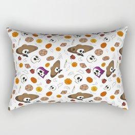 Día de Muertos Rectangular Pillow