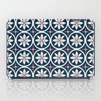 kiki iPad Cases featuring Linen Kiki by November Tigerlilly