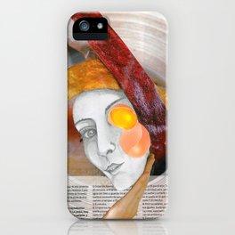 HUEVO GEHRY iPhone Case