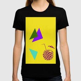 Insert Piña Colada here - Yellow T-shirt