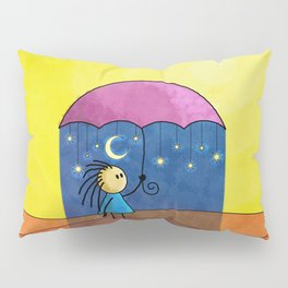 We Only Come Out at Night Pillow Sham