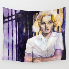 Cora by Aaron Bir Wall Tapestry