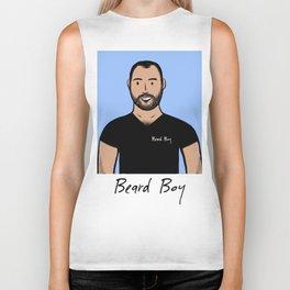 Beard Boy: Marco Biker Tank