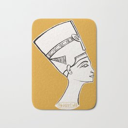 Queen Nefertiti Bath Mat