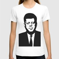 jfk T-shirts featuring JFK by b & c