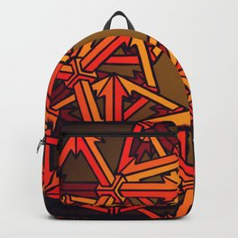 Inhale Exhale Repeat Backpack