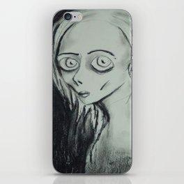 Emotionally Starving iPhone Skin