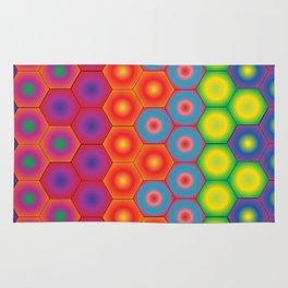 Spectra Hexa Rug