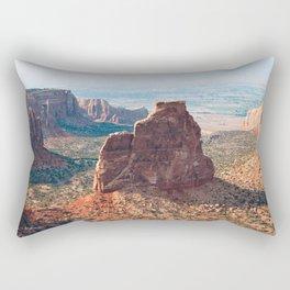 Colorado National Monument Rectangular Pillow