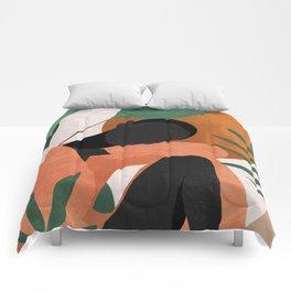 Tropical Girl 10 Comforters