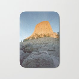 Devils Tower Bath Mat