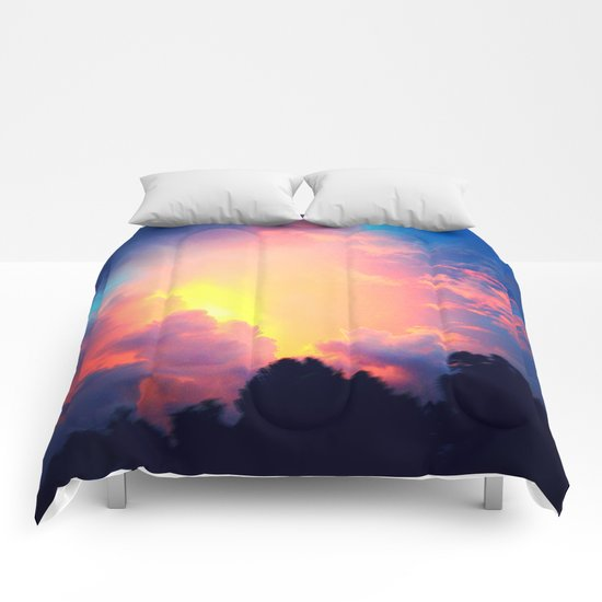 The Last Spark Comforters