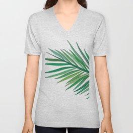 Leaves - drawing Unisex V-Neck