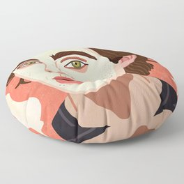 Timothee Chalamet Floor Pillow