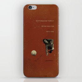 Nottingham Forest - Shilton iPhone Skin