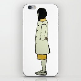 The Coat iPhone Skin