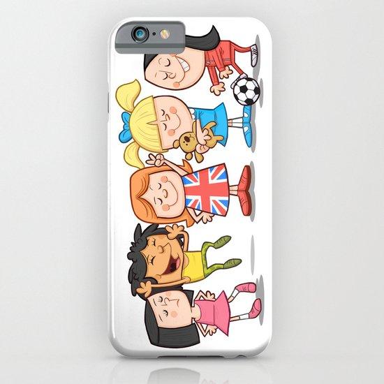 Spice Girls Kids iPhone & iPod Case