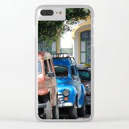 Havana 21 Clear iPhone Case