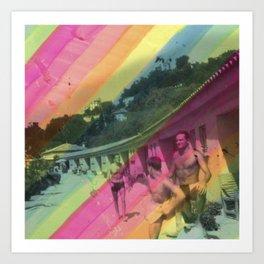 Tempi Residui - C6 - 005 Art Print