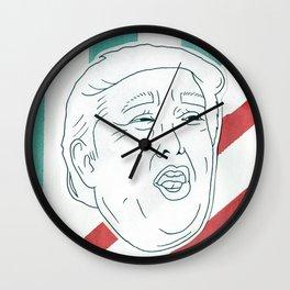 Donald | Patrick Star Wall Clock