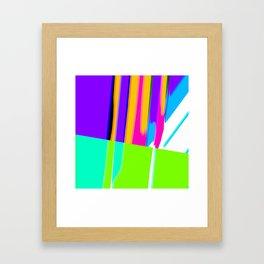 Radiate 552 Framed Art Print