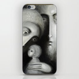 Holy Family iPhone Skin