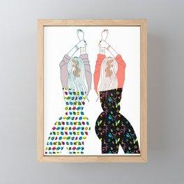 THE ART OF REFLECTION Framed Mini Art Print