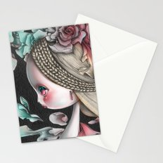 Flower Wind Stationery Cards