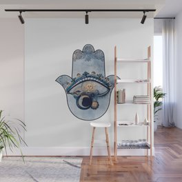 I see all Wall Mural
