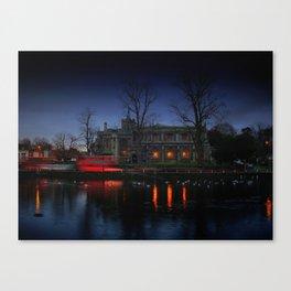 Carshalton Ponds Canvas Print