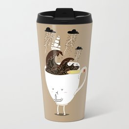 Brainstorming Coffee Travel Mug