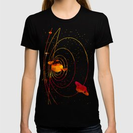 The Red Planet. T-shirt