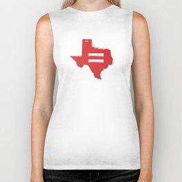 Texas Love Biker Tank