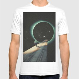 Escaping into the Void T-shirt
