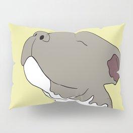 Sunny The Pitbull Puppy Pillow Sham