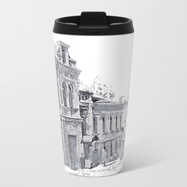 Old street Travel Mug