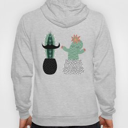 Mr. and Mrs Succulent Hoody