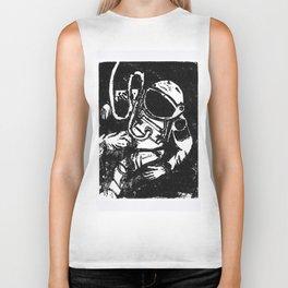 Space Man Biker Tank